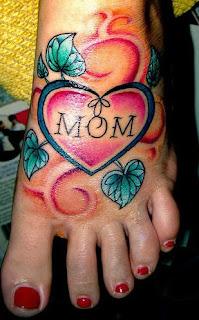 Feet Tattoos - Feet Tattoo Ideas