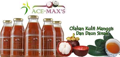 Obat Kanker Kulit Herbal Ace Maxs
