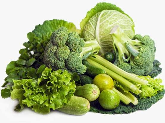 Amalkan pemakanan yang seimbang dan lebihkan sayur-sayuran.