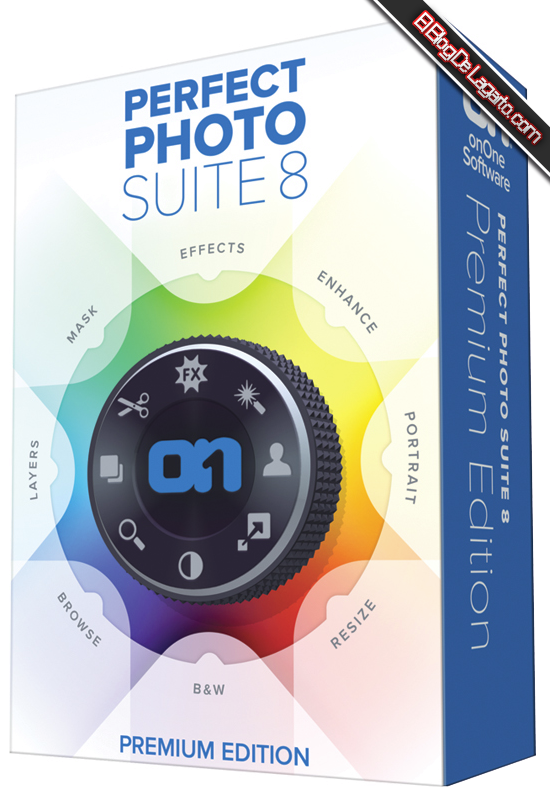 Perfect Photo Suite 8 Premium Edition