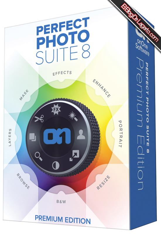 Perfect Photo Suite 8 Premium Edition
