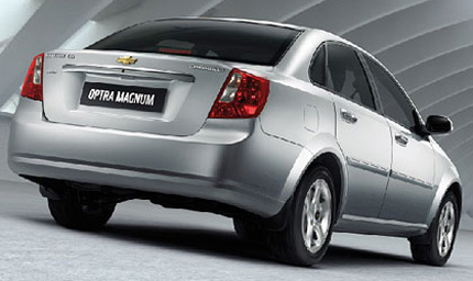 Chevrolet Optra Magnum Price, Features, Review, Specification ...