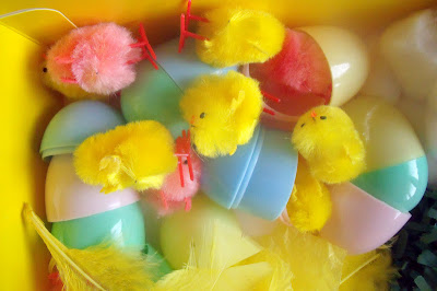 Easter Tactile Exploration