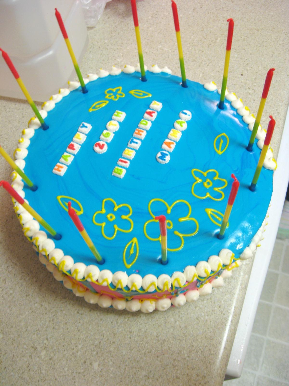 Cakeopolis 92 My 26th Birthday Cake