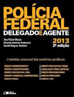 Polícia Federal - Delegado e Agente
