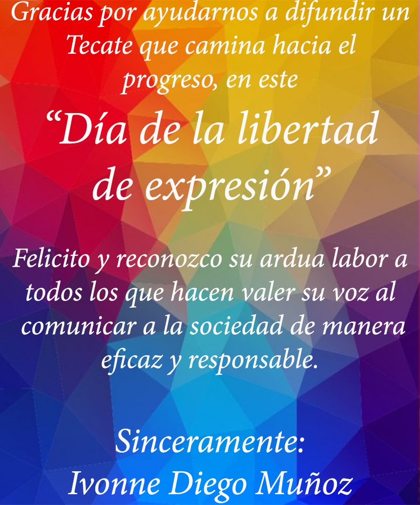 Dia de la Libertad de expresión