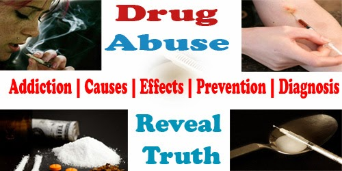 drug abuse addiction causes effects prevention diagnosis