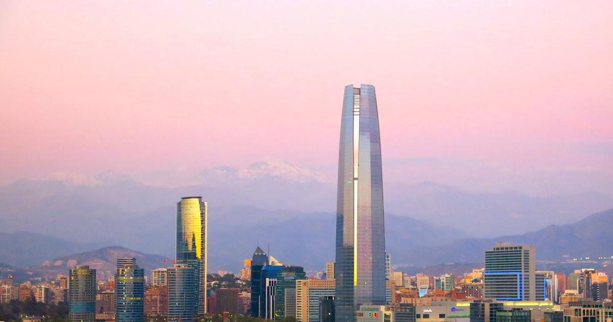 SANTIAGO DO CHILE | Viajar pelo Mundo!