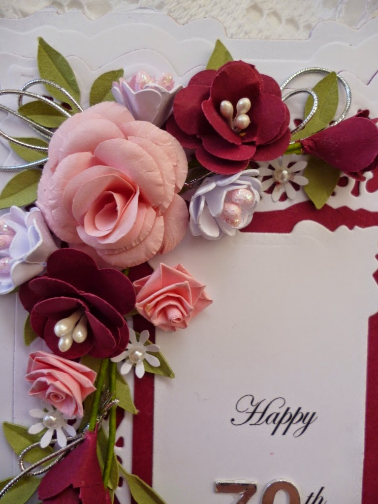 handcrafted by helen - Special Birthday Cards