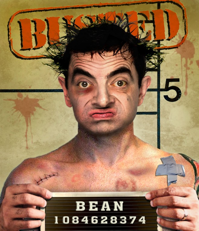 bean busted