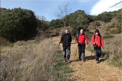 Sergio, con los 'mayores', remata los últimos metros de esta clásica