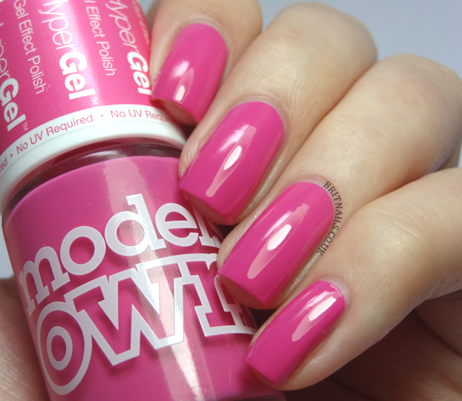 Models Own Hyper Gel Cerise Shine