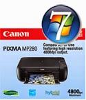 Canon mp280 драйвера windows 7