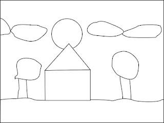Exemplo de esboço (desenho)