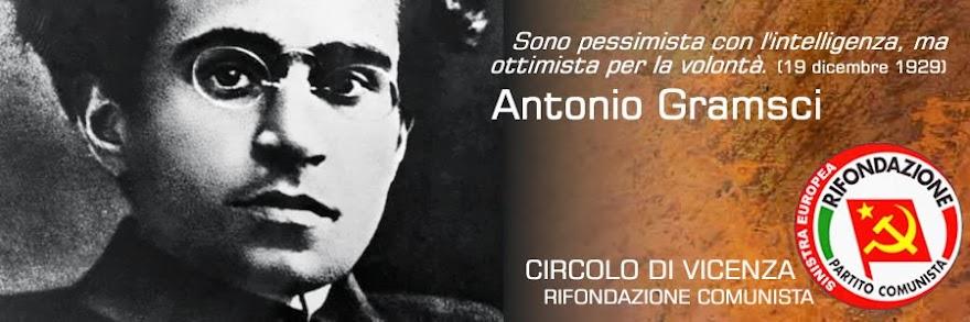 Partito della Rifondazione Comunista Vicenza