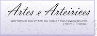 Artes e Arteirices