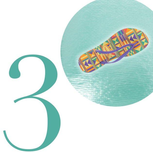 Top 5 Flip-Flops For Summer 2013: Havaianas Slim Graphic Flip Flops