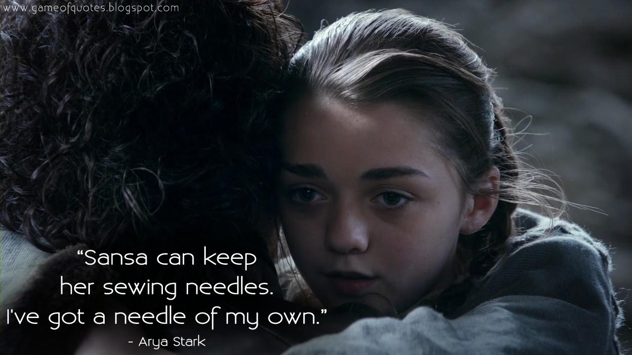 Sansa Can Keep