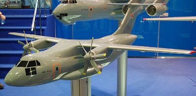 Armée Russe / Armed Forces of the Russian Federation IL-112