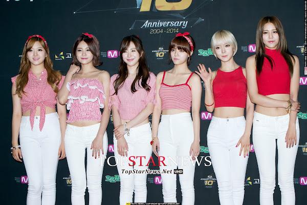 AoA Mnet Countdown