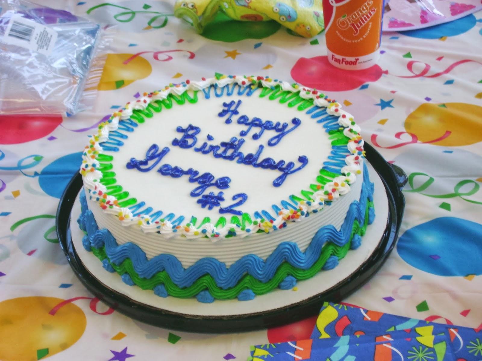 Hiswayserves Happy Birthday George