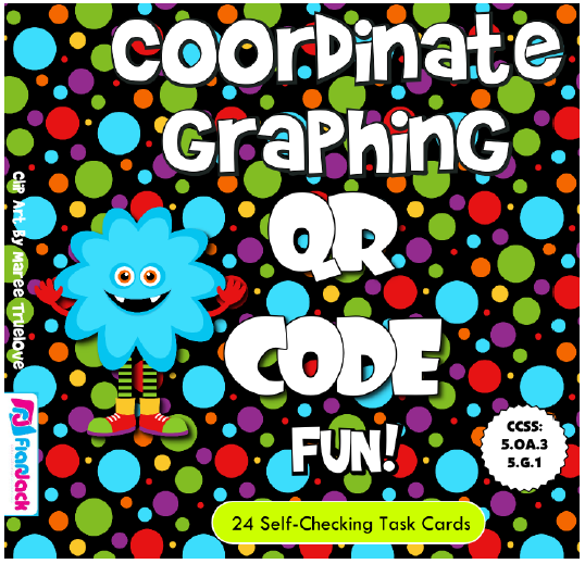 http://www.teacherspayteachers.com/Product/Coordinate-Graphing-QR-Code-Fun-CCSS-5OA3-5G1-571256