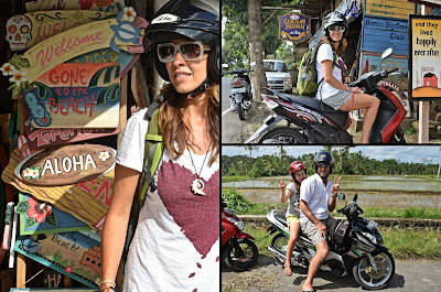 in Motorino per Bali 2013 rebeccatrex