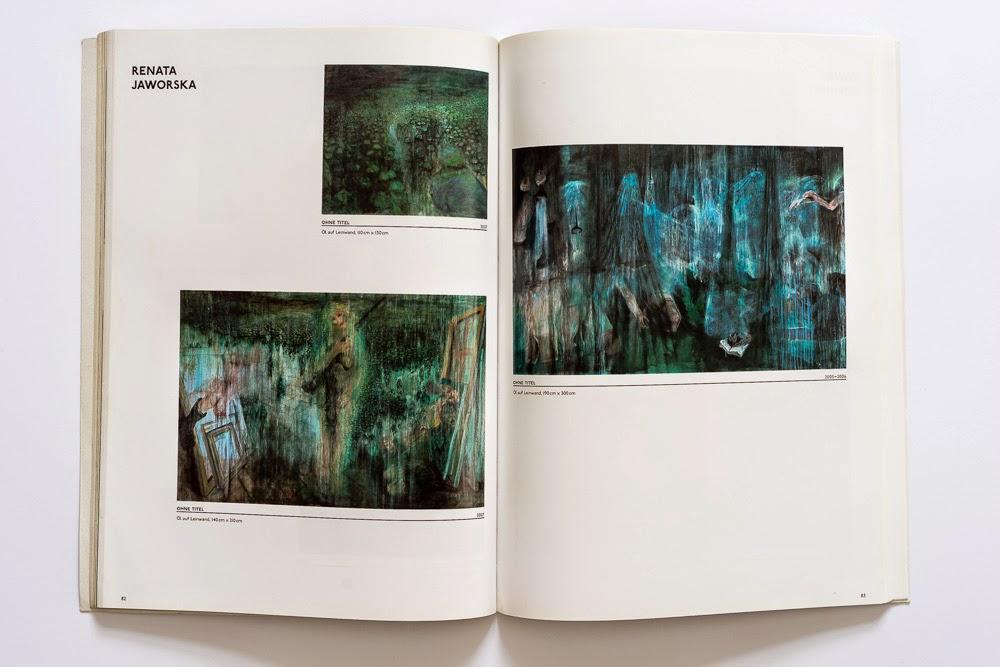 Renata Jaworska, Kunstakademie Duesseldorff,  Klasse Immendorff,