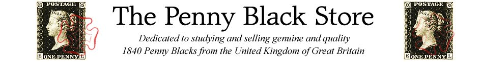 The Penny Black Stamp Store