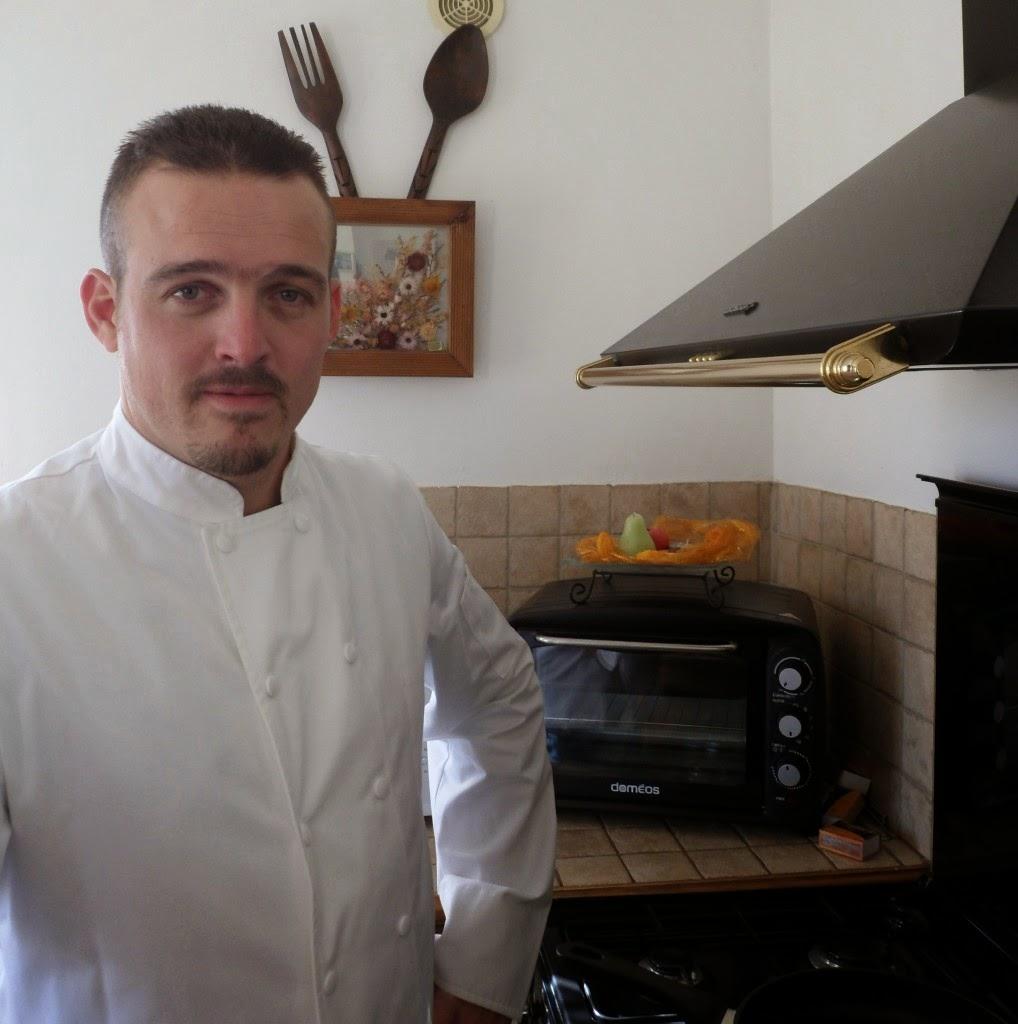 Reglisse vanille c dric bilois cuisinier domicile vous for Cuisinier domicile
