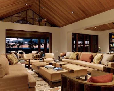 Tropical Classic Hawaiian Cloister House 3