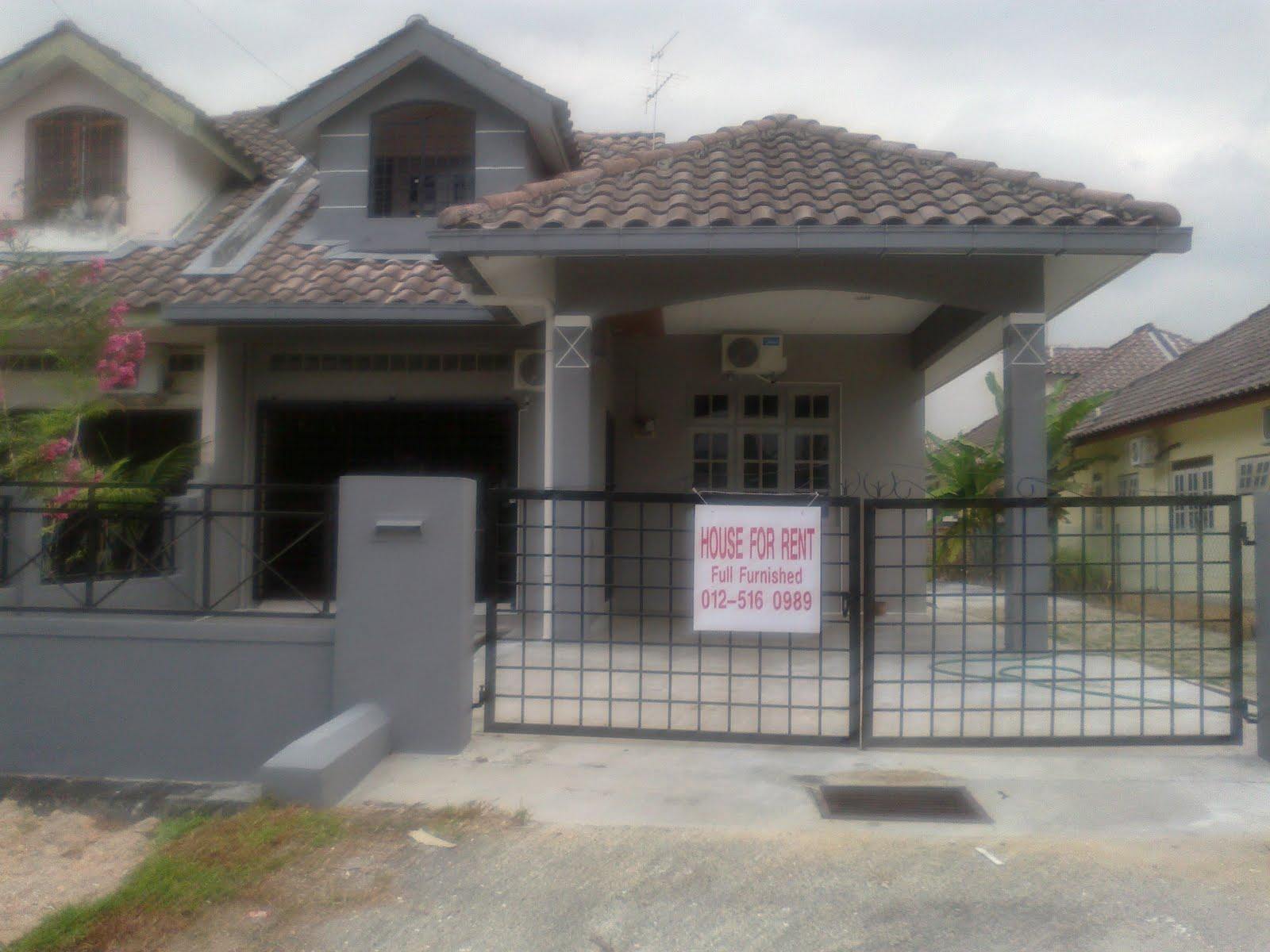 Rumah Sewa Di Kuala Lumpur