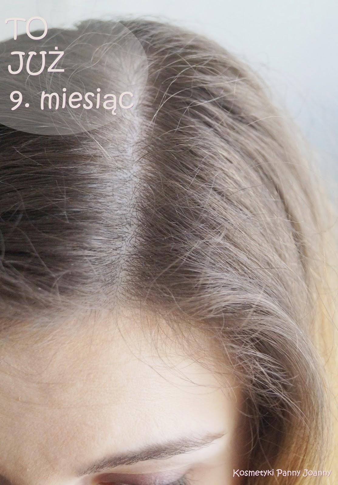 O tym jak od 9 miesięcy nie farbuje włosów