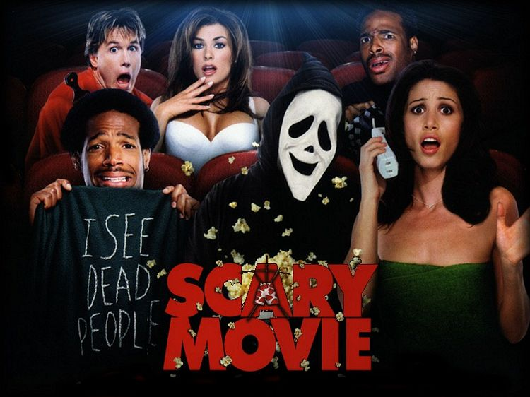 Picture Perfect ;): Scary Movie