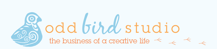 Blog | Odd Bird Studio: the business of a creative life