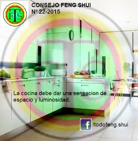 Feng shui total la cocina feng shui - Feng shui cocina ...