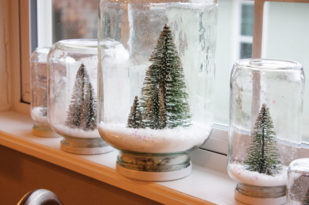 Как сделать новогодние снег своими руками 51