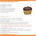 [Caderninho de Receitas] Cupcake de Baunilha