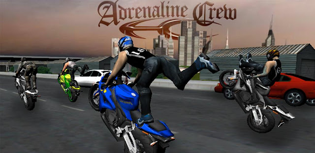 Race Stunt Fight! Motorcycles v1.09 APK