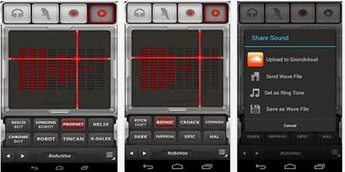 Aplikasi Gratis Terbaik Mengubah Suara