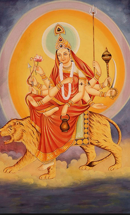 Devi Chandraghanta Worship Ritual on Third Day of Navratri
