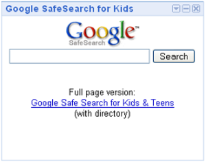how to off safe search in google