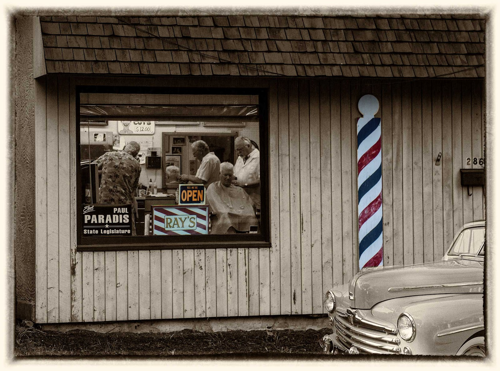 Man Cave Barber Oran Park : Your shutter buddy s usa fall tour day acadia national