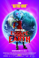 Escape from Planet Earth Jessica Alba Poster
