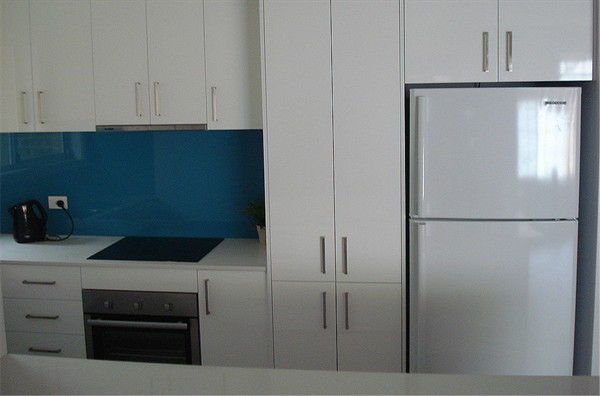 Caringbah Townhouse Kitchen Design Project Sydney Australia by Kitchens in Focus 007