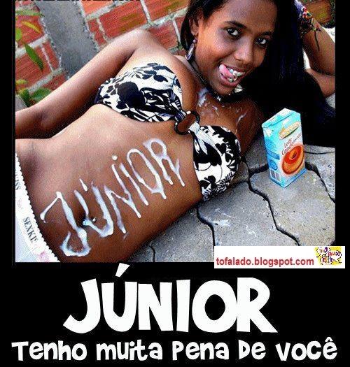 Junior Tenho Muita Pena De Voce
