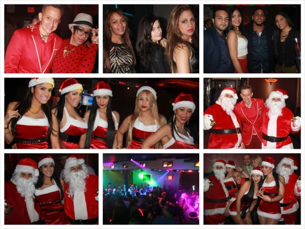 I Love Santa Claus Christmas Party @ 809 Lounge
