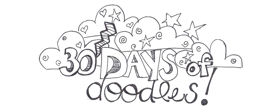 30 Days of Doodles
