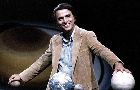 Carl Sagan, divulgador científico | Ximinia
