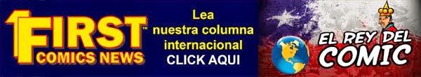 Miguel Ortiz es autor en FIRST COMICS NEWS